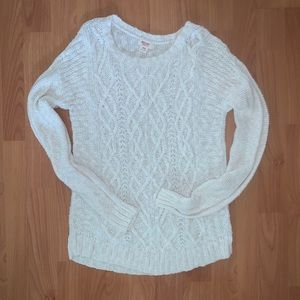 Mossimo pullover sweater